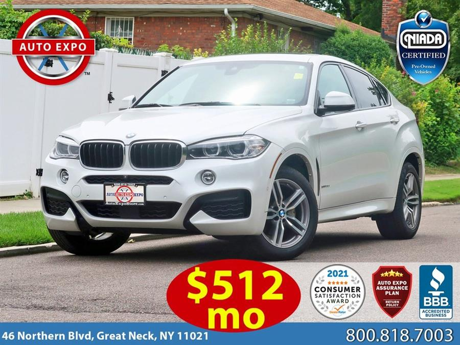 Used 2018 BMW X6 in Great Neck, New York | Auto Expo Ent Inc.. Great Neck, New York