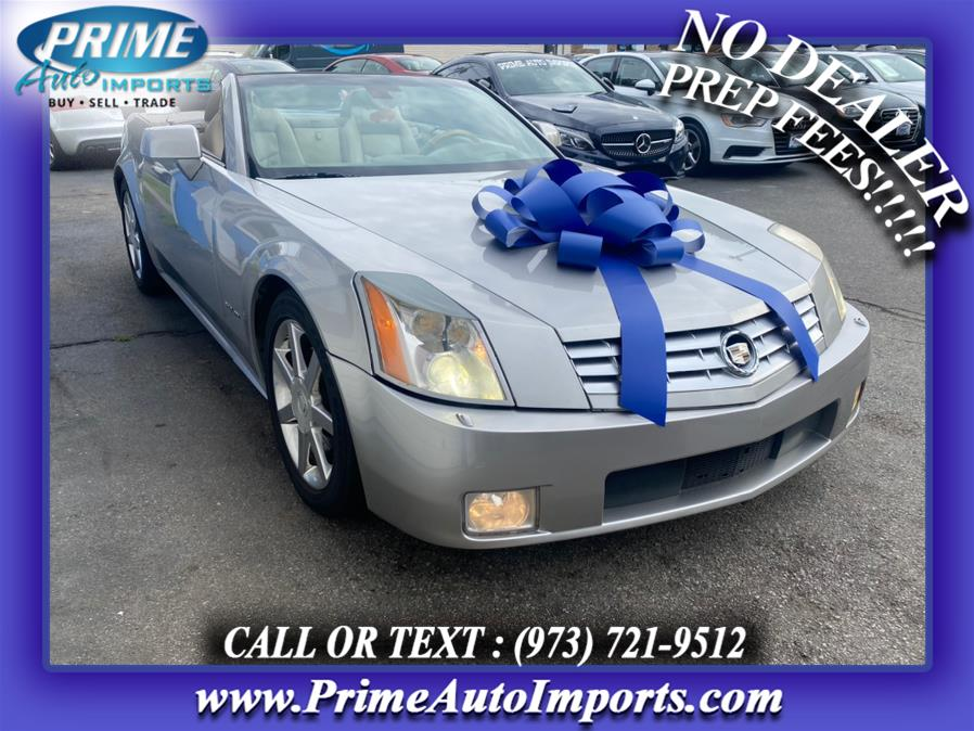 Used Cadillac XLR 2dr Convertible 2005 | Prime Auto Imports. Bloomingdale, New Jersey