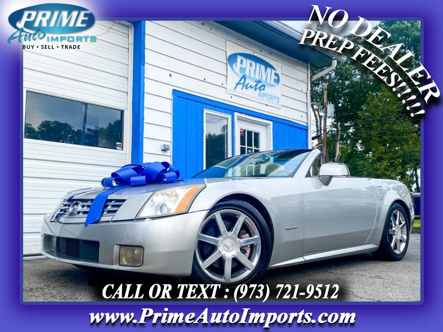 Used 2005 Cadillac XLR in Bloomingdale, New Jersey | Prime Auto Imports. Bloomingdale, New Jersey