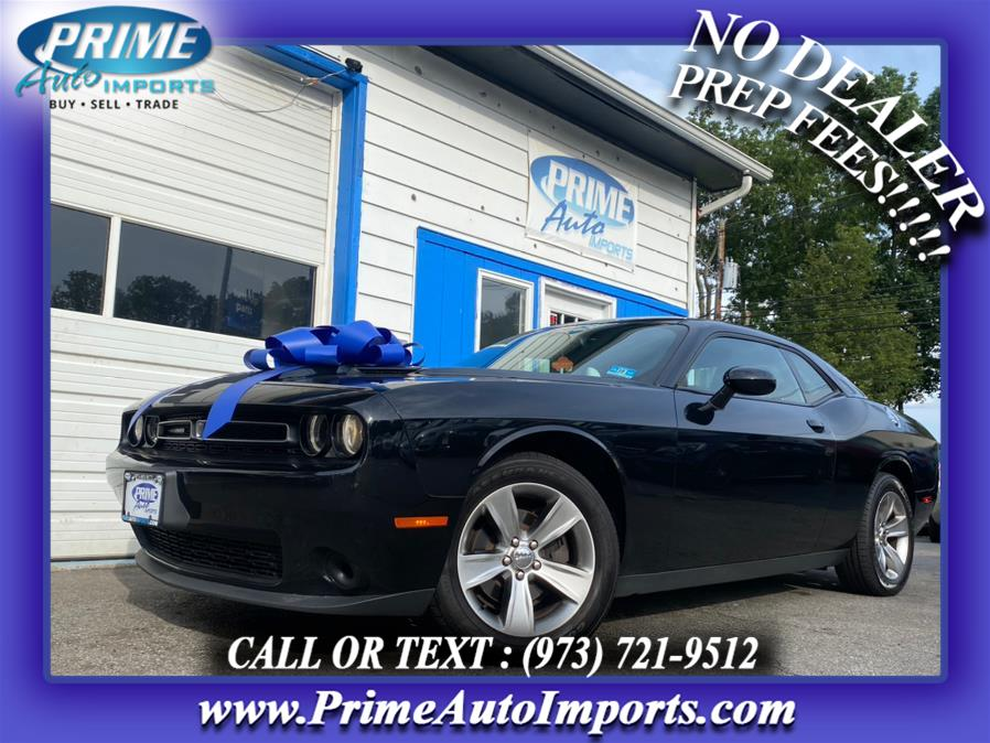 Used Dodge Challenger 2dr Cpe SXT 2015   Prime Auto Imports. Bloomingdale, New Jersey