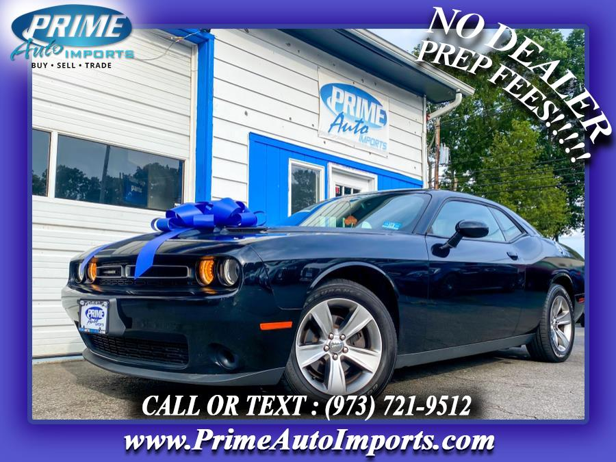 Used 2015 Dodge Challenger in Bloomingdale, New Jersey | Prime Auto Imports. Bloomingdale, New Jersey