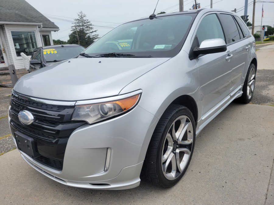 Used 2013 Ford Edge in Patchogue, New York | Romaxx Truxx. Patchogue, New York