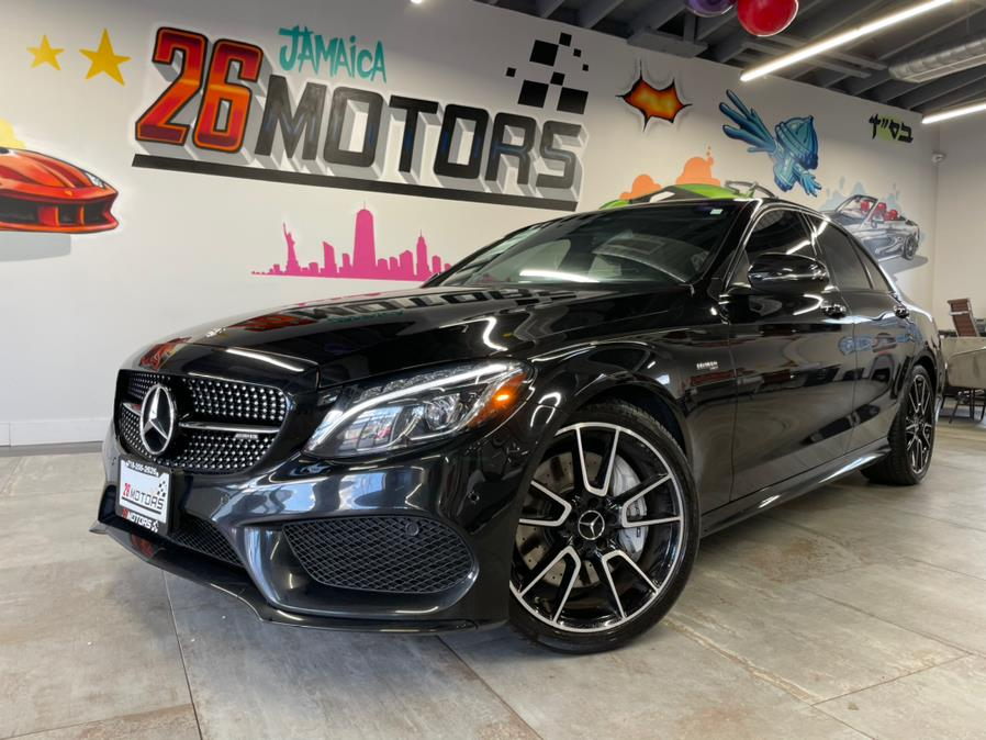 Used 2017 Mercedes-Benz C-Class ///AMG in Hollis, New York | Jamaica 26 Motors. Hollis, New York