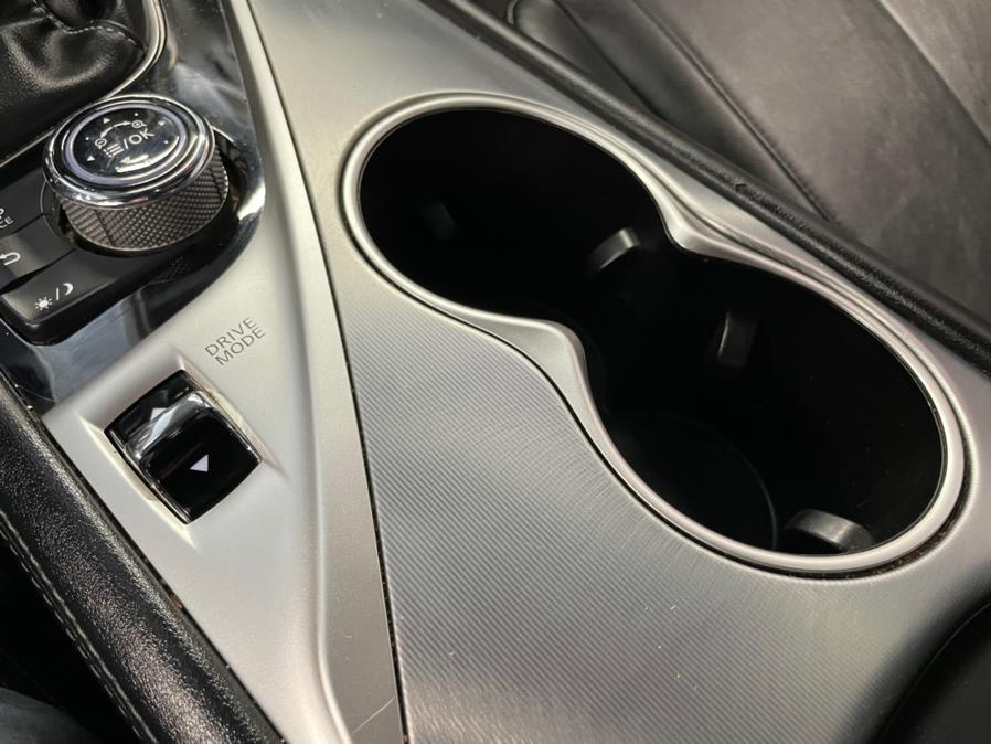 Used INFINITI Q60 LUXE SPORT AWD 2018   Jamaica 26 Motors. Hollis, New York