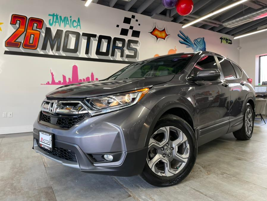 Used 2018 Honda CR-V EX-L in Hollis, New York | Jamaica 26 Motors. Hollis, New York