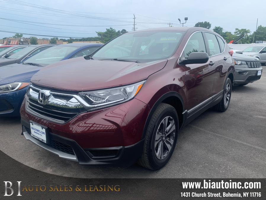 Used Honda CR-V LX AWD 2018 | B I Auto Sales. Bohemia, New York