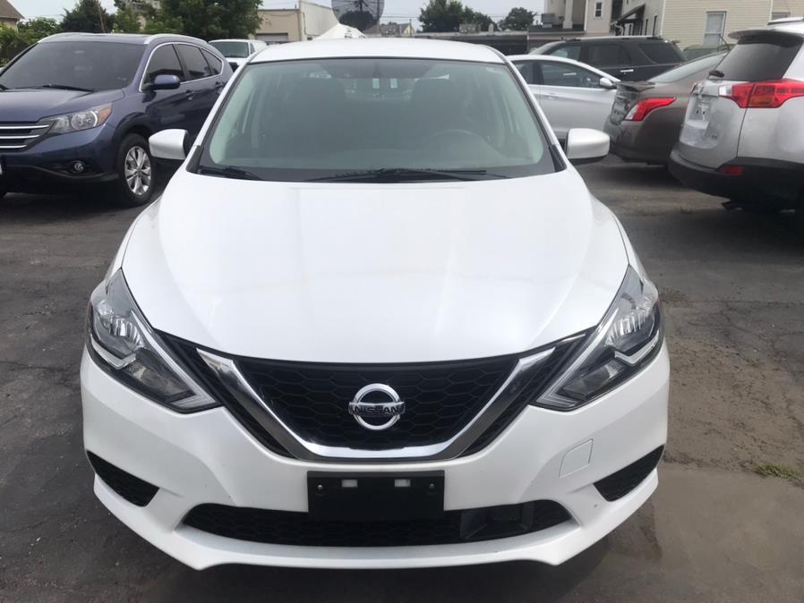 Used Nissan Sentra SV CVT 2018   Affordable Motors Inc. Bridgeport, Connecticut
