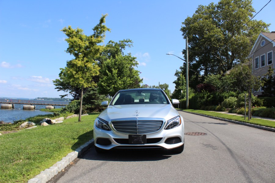 2017 Mercedes-Benz C-Class C 300 4MATIC Sedan with Luxury Pkg, available for sale in Great Neck, NY