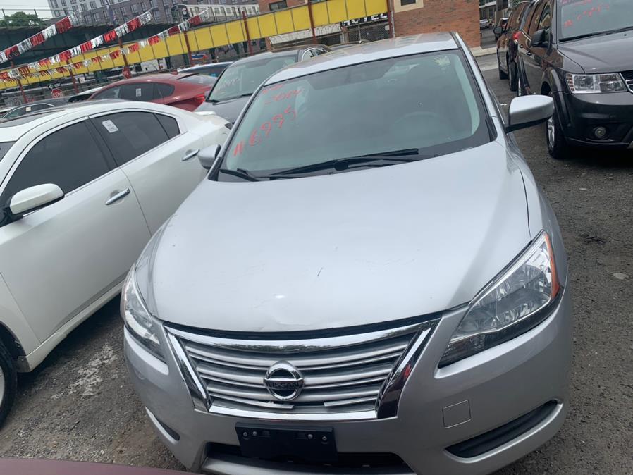 Used 2014 Nissan Sentra in Brooklyn, New York | Atlantic Used Car Sales. Brooklyn, New York