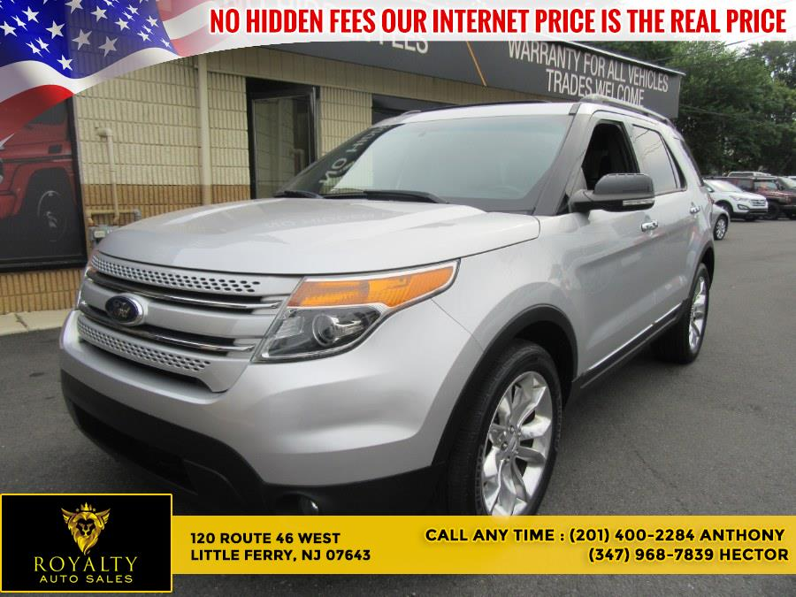 Used Ford Explorer 4WD 4dr XLT 2014 | Royalty Auto Sales. Little Ferry, New Jersey