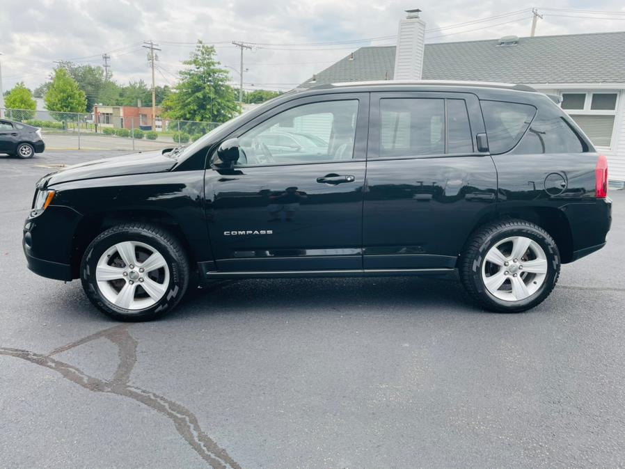 Used Jeep Compass 4WD 4dr Latitude 2014   Chip's Auto Sales Inc. Milford, Connecticut