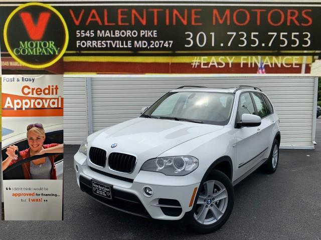 Used BMW X5 xDrive35i Sport Activity 2013   Valentine Motor Company. Forestville, Maryland