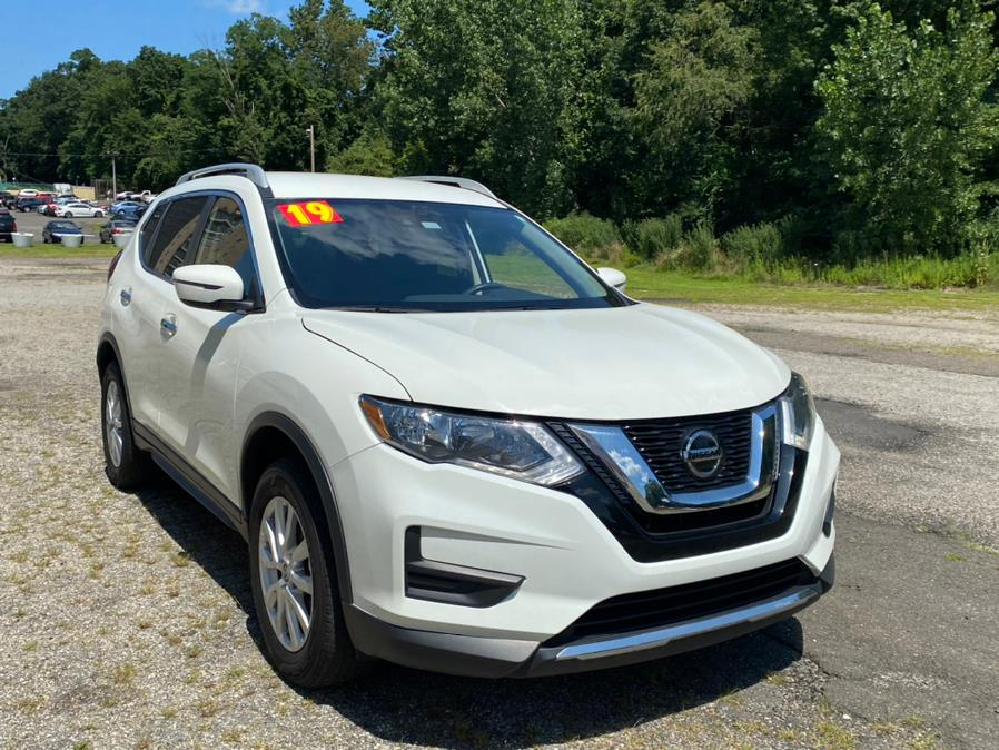 Used Nissan Rogue AWD SL 2019 | CT Auto. Bridgeport, Connecticut