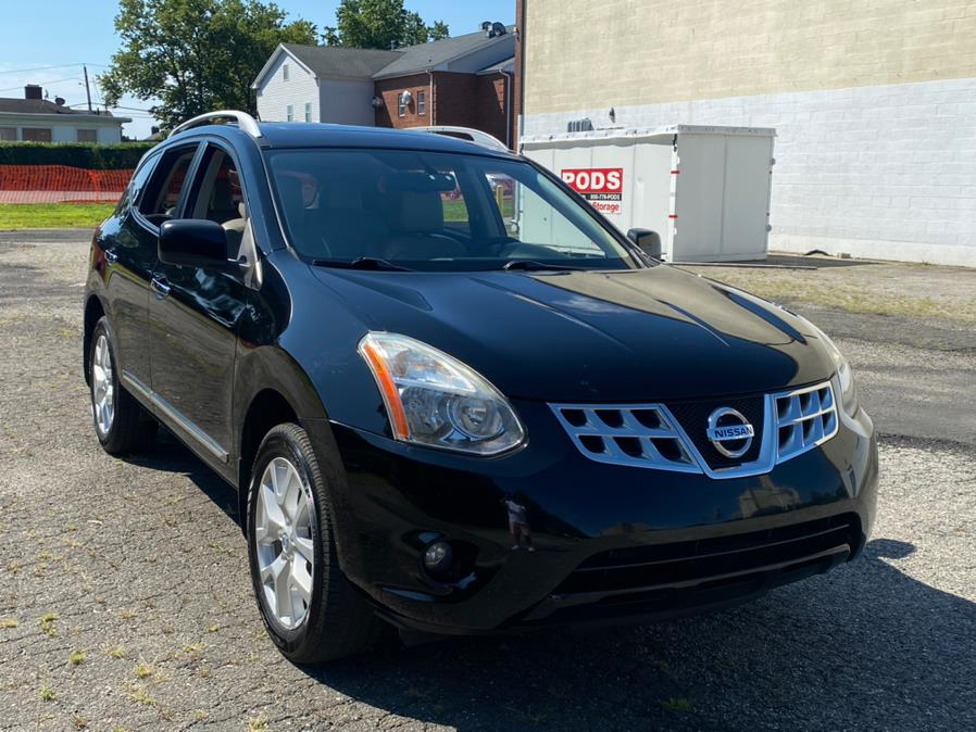 Used Nissan Rogue AWD 4dr SV 2011 | CT Auto. Bridgeport, Connecticut