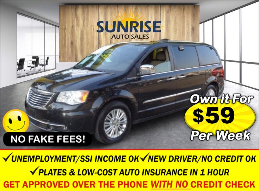 Used Chrysler Town & Country 4dr Wgn Limited 2014   Sunrise Auto Sales. Rosedale, New York
