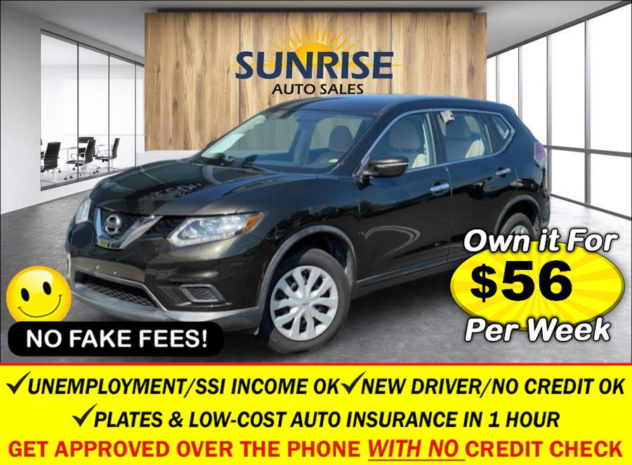 Used Nissan Rogue AWD 4dr SV 2015 | Sunrise Auto Sales. Rosedale, New York
