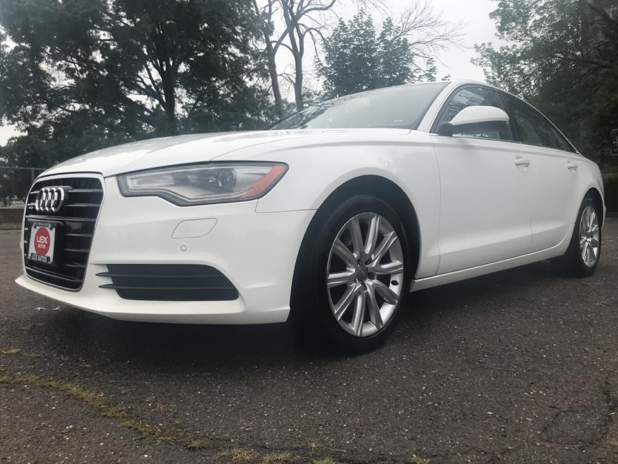 Used Audi A6 4dr Sdn quattro 2.0T Premium Plus 2014 | Lex Autos LLC. Hartford, Connecticut