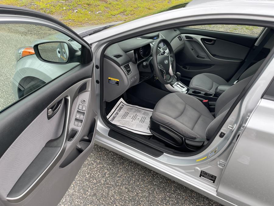 Used Hyundai Elantra 4dr Sdn Auto GLS 2013   New Beginning Auto Service Inc . Ashland , Massachusetts