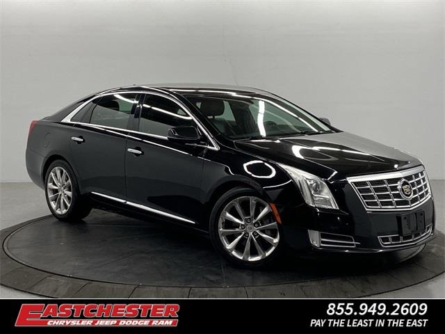Used Cadillac Xts Luxury 2013 | Eastchester Motor Cars. Bronx, New York