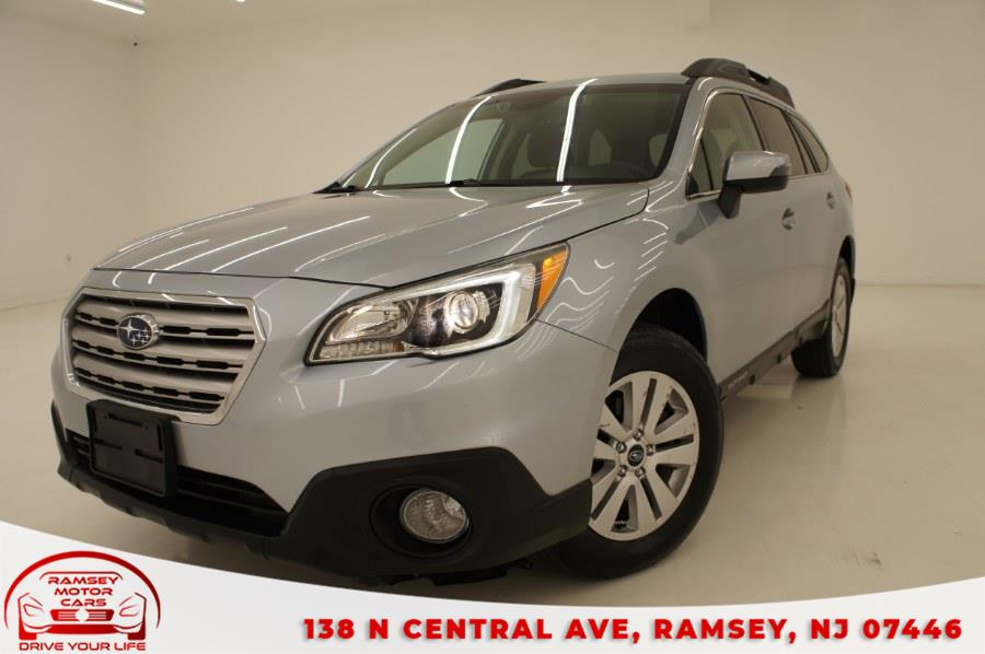 Used 2016 Subaru Outback in Ramsey, New Jersey | Ramsey Motor Cars Inc. Ramsey, New Jersey
