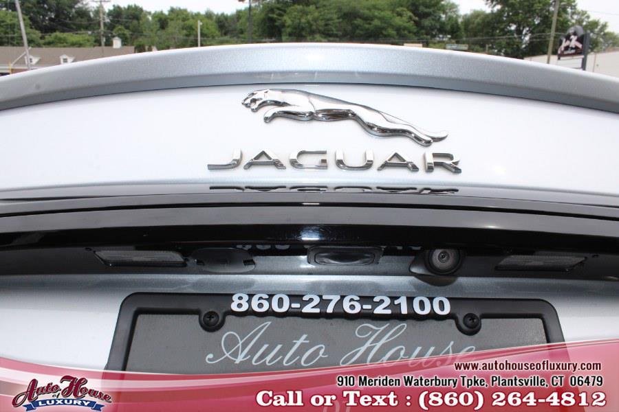 Used Jaguar XF 4dr Sdn V6 Portfolio AWD 2015 | Auto House of Luxury. Plantsville, Connecticut