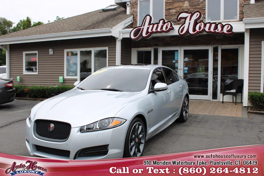 Used 2015 Jaguar XF in Plantsville, Connecticut | Auto House of Luxury. Plantsville, Connecticut