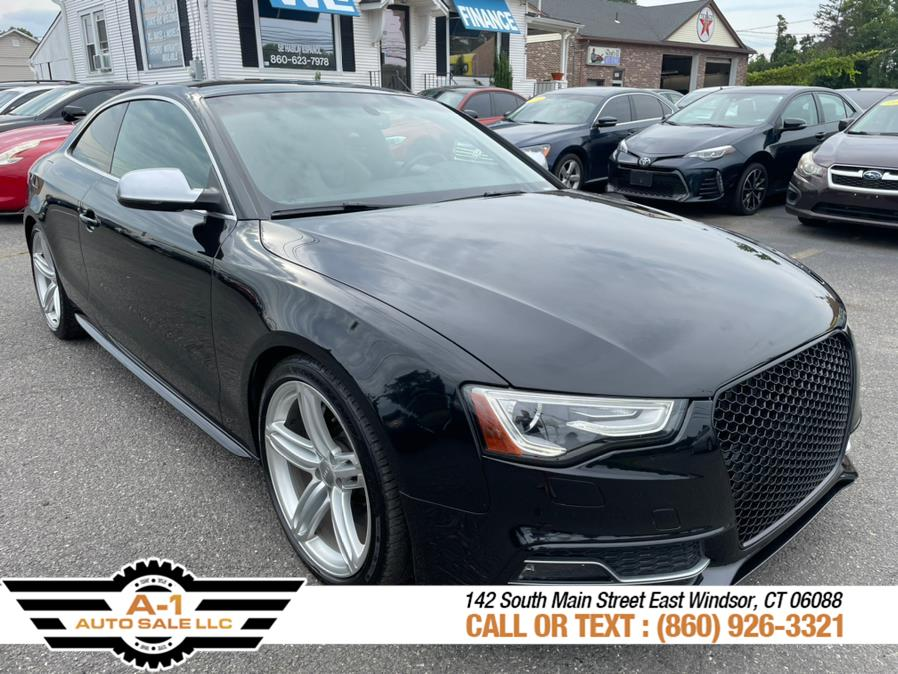 Used 2013 Audi S5 in East Windsor, Connecticut | A1 Auto Sale LLC. East Windsor, Connecticut