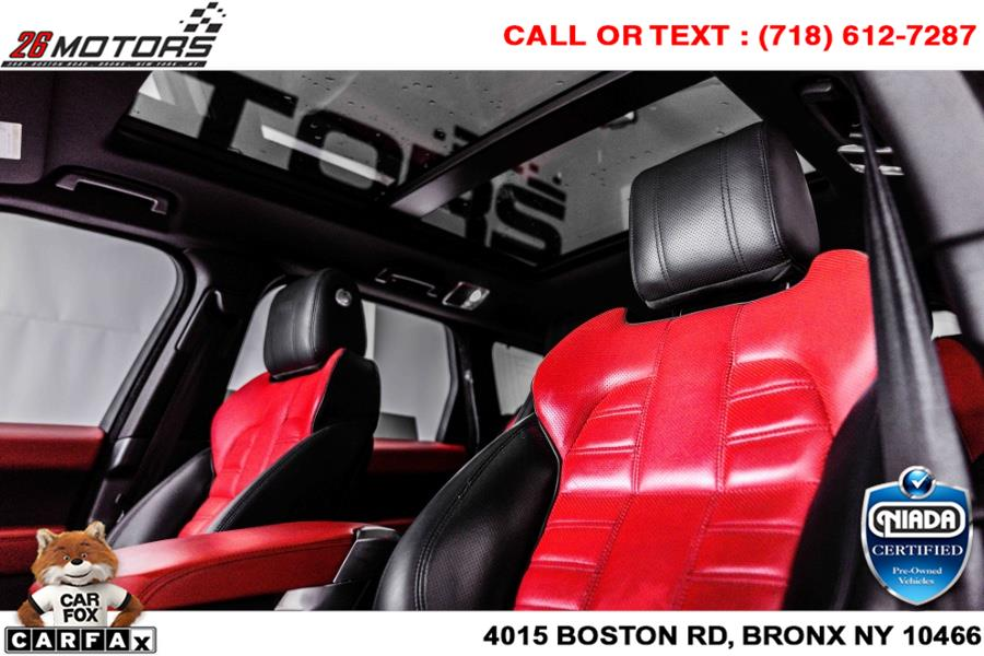 Used Land Rover Range Rover Sport V6 Supercharged HSE Dynamic 2017 | 26 Motors Corp. Bronx, New York