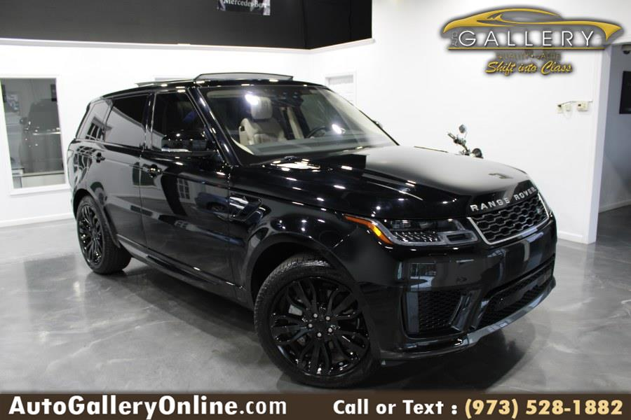 Used 2020 Land Rover Range Rover Sport in Lodi, New Jersey | Auto Gallery. Lodi, New Jersey