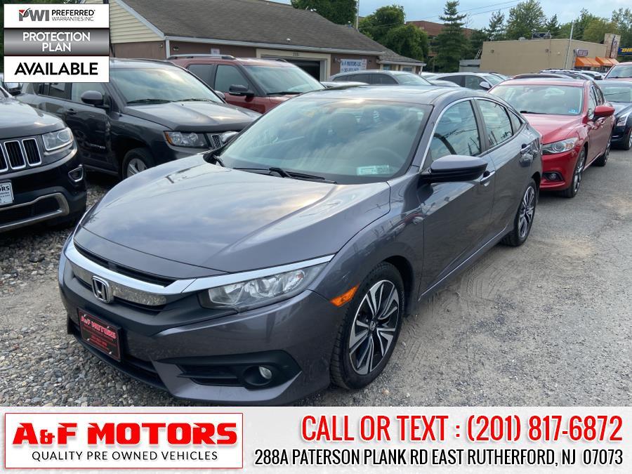 Used 2017 Honda Civic Sedan in East Rutherford, New Jersey | A&F Motors LLC. East Rutherford, New Jersey