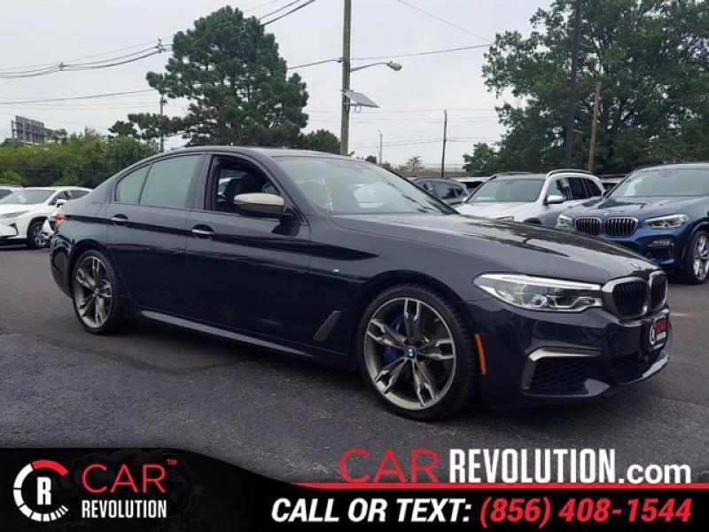 Used BMW 5 Series M550i xDrive 2018   Car Revolution. Maple Shade, New Jersey