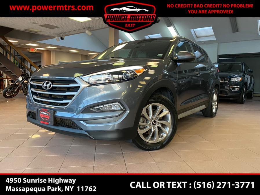 Used Hyundai Tucson SEL AWD 2018 | Power Motors East. Massapequa Park, New York