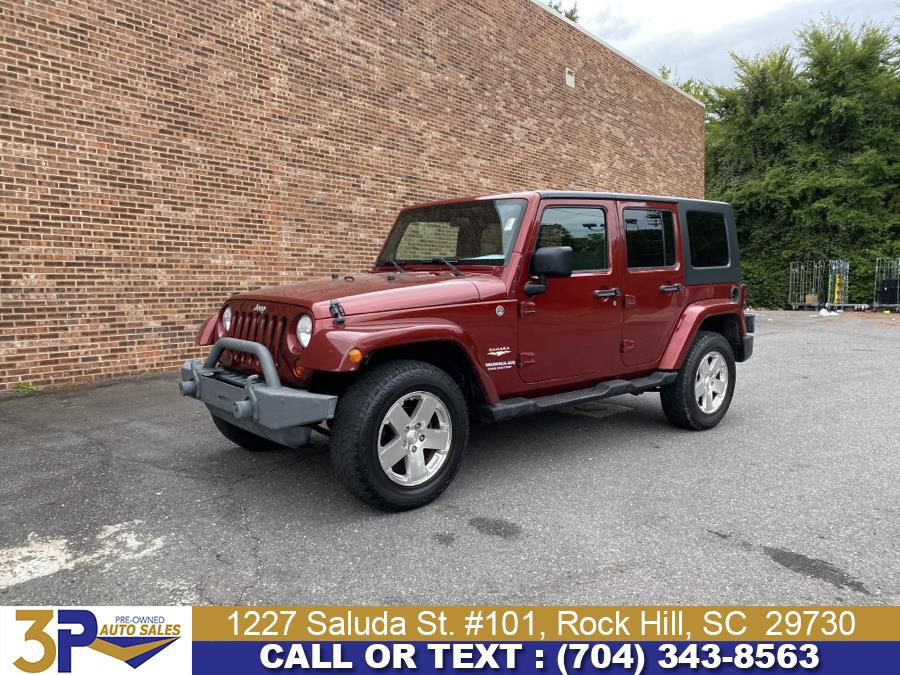 Used 2009 Jeep Wrangler Unlimited in Rock Hill, South Carolina | 3 Points Auto Sales. Rock Hill, South Carolina