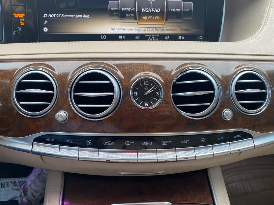 Used Mercedes-Benz S-Class 4dr Sdn S550 4MATIC 2014   Auto Haus of Irvington Corp. Irvington , New Jersey