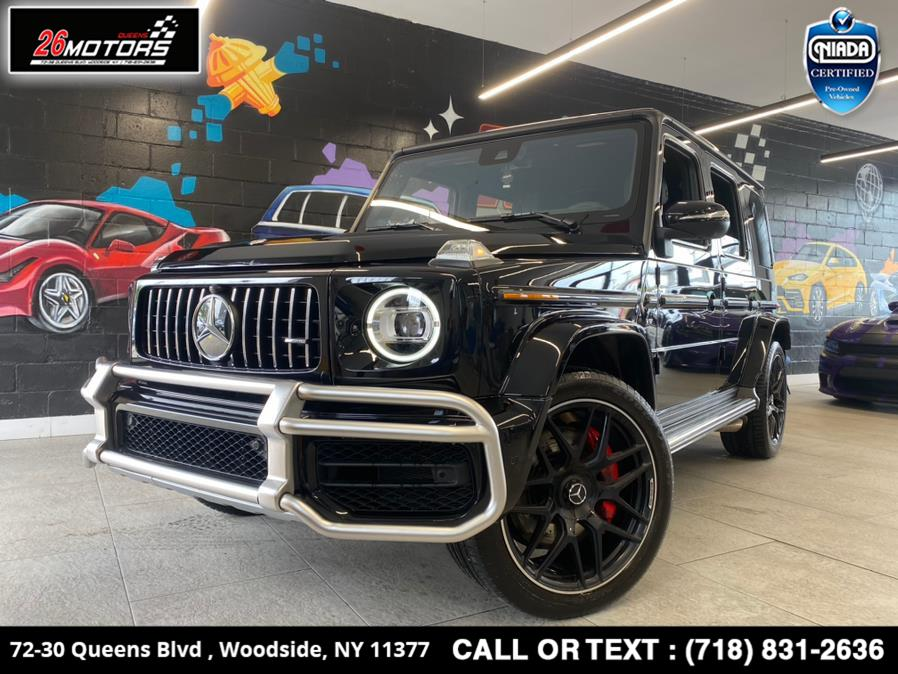 Used Mercedes-Benz G-Class AMG G 63 4MATIC SUV 2019 | 26 Motors Queens. Woodside, New York