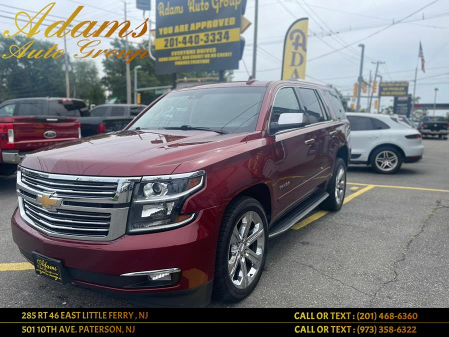 Used Chevrolet Tahoe 4WD 4dr LTZ 2016 | Adams Auto Group . Little Ferry , New Jersey