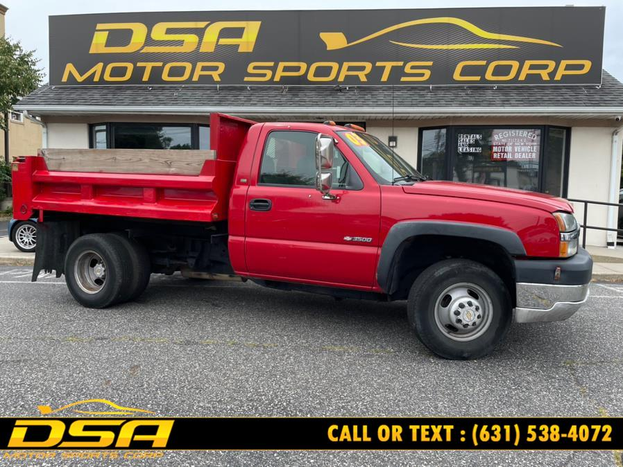 Used 2003 Chevrolet Silverado 3500 in Commack, New York | DSA Motor Sports Corp. Commack, New York