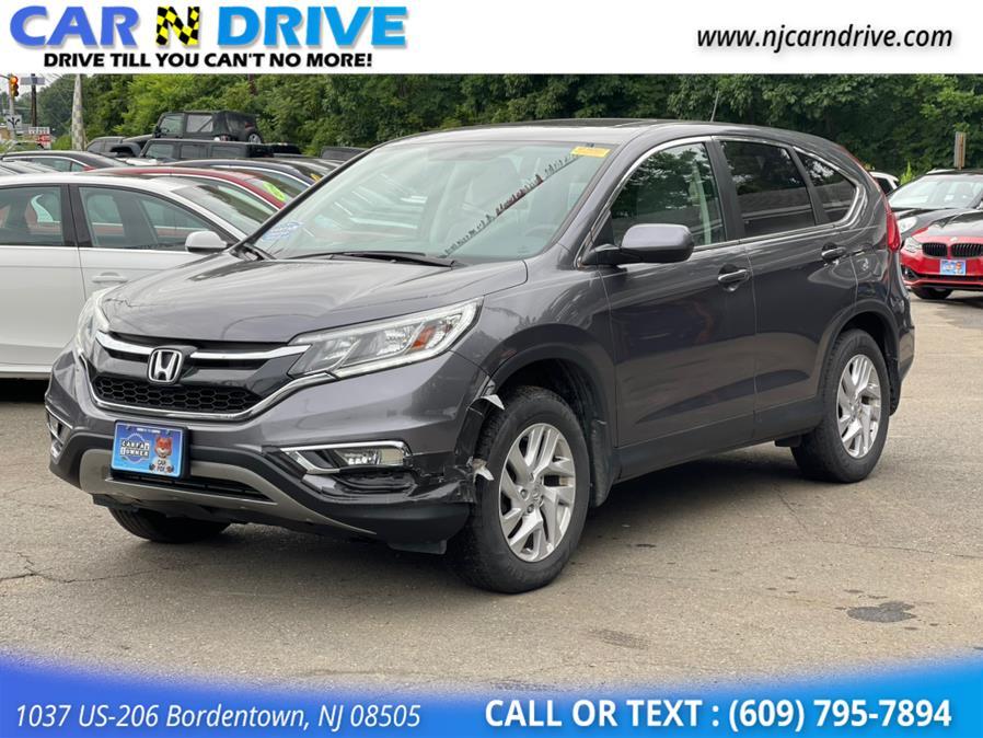 Used Honda Cr-v EX 4WD 2015   Car N Drive. Bordentown, New Jersey