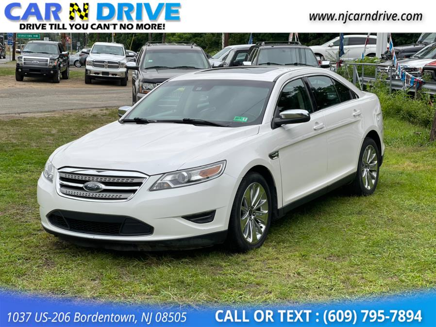 Used Ford Taurus Limited AWD 2010   Car N Drive. Bordentown, New Jersey