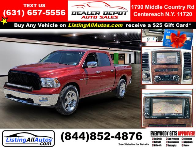 Used 2009 Dodge Ram 1500 in Patchogue, New York   www.ListingAllAutos.com. Patchogue, New York
