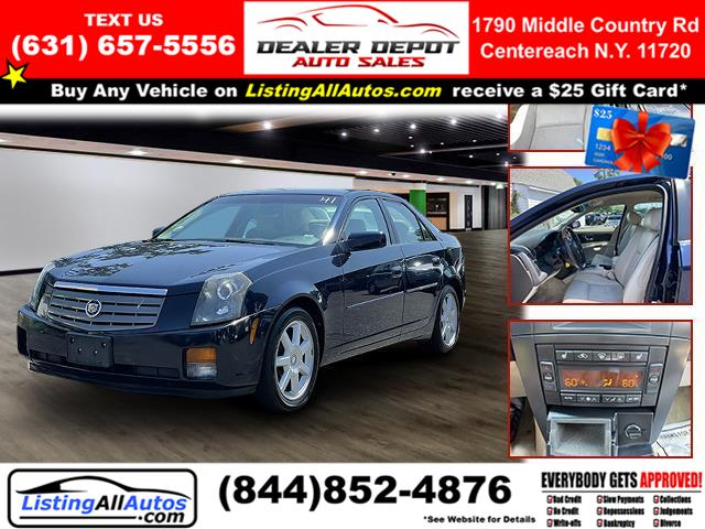 Used 2005 Cadillac Cts in Patchogue, New York | www.ListingAllAutos.com. Patchogue, New York