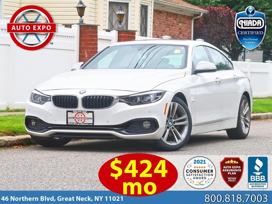 Used BMW 4 Series 440i Sport Line Package 2019 | Auto Expo Ent Inc.. Great Neck, New York