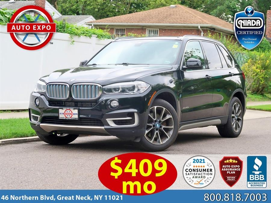 Used BMW X5 xDrive40e 2018 | Auto Expo Ent Inc.. Great Neck, New York