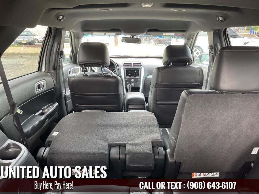 Used Ford Explorer XLT 2014 | United Auto Sale. Newark, New Jersey
