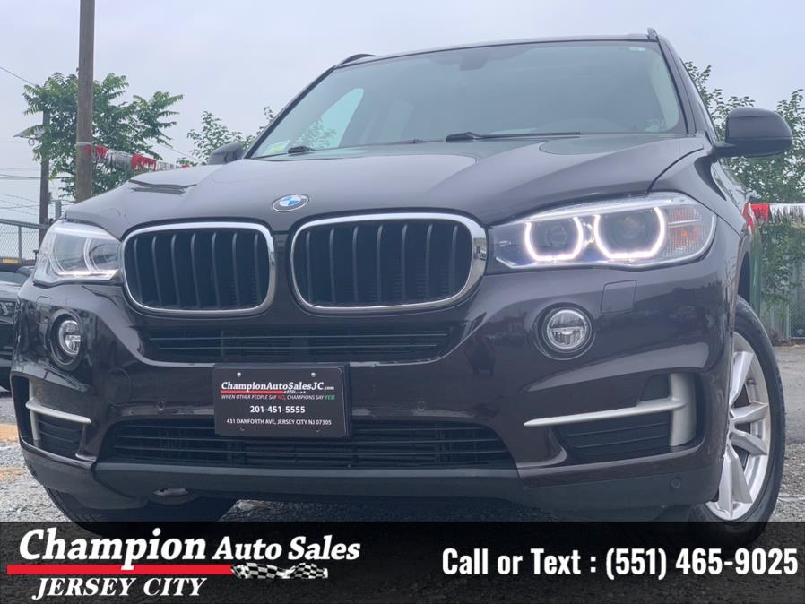 Used BMW X5 AWD 4dr xDrive35i 2015 | Champion Auto Sales of JC. Jersey City, New Jersey