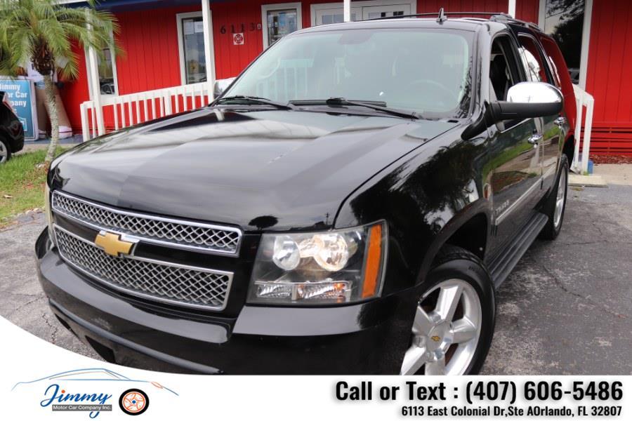 Used Chevrolet Tahoe 2WD 4dr 1500 LTZ 2013   Jimmy Motor Car Company Inc. Orlando, Florida
