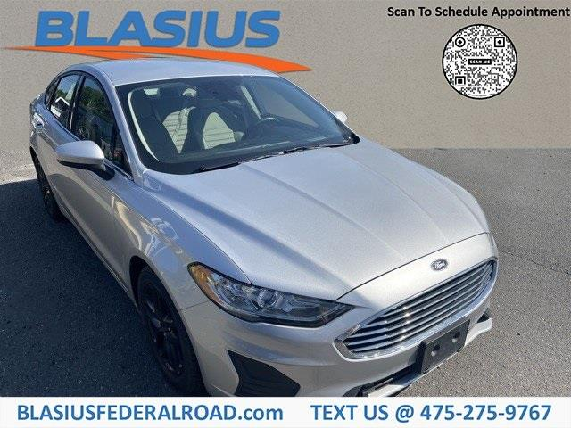 Used Ford Fusion SE 2019 | Blasius Federal Road. Brookfield, Connecticut