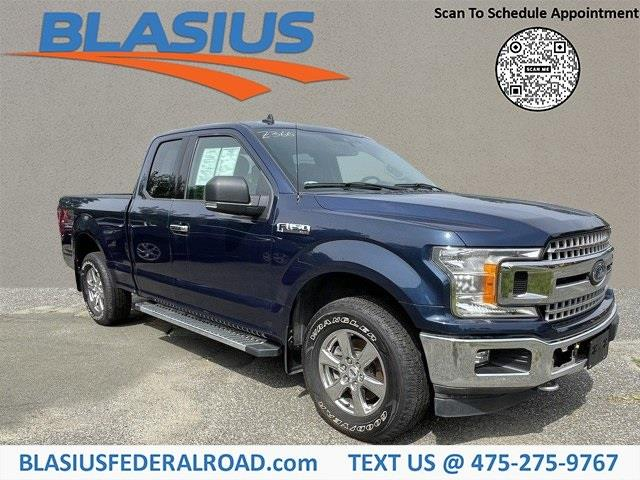 Used Ford F-150 XLT 2019 | Blasius Federal Road. Brookfield, Connecticut