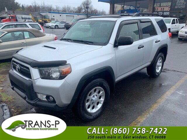 Used Toyota 4runner Limited AWD 4dr SUV 2013 | Trans P LLC. East Windsor, Connecticut