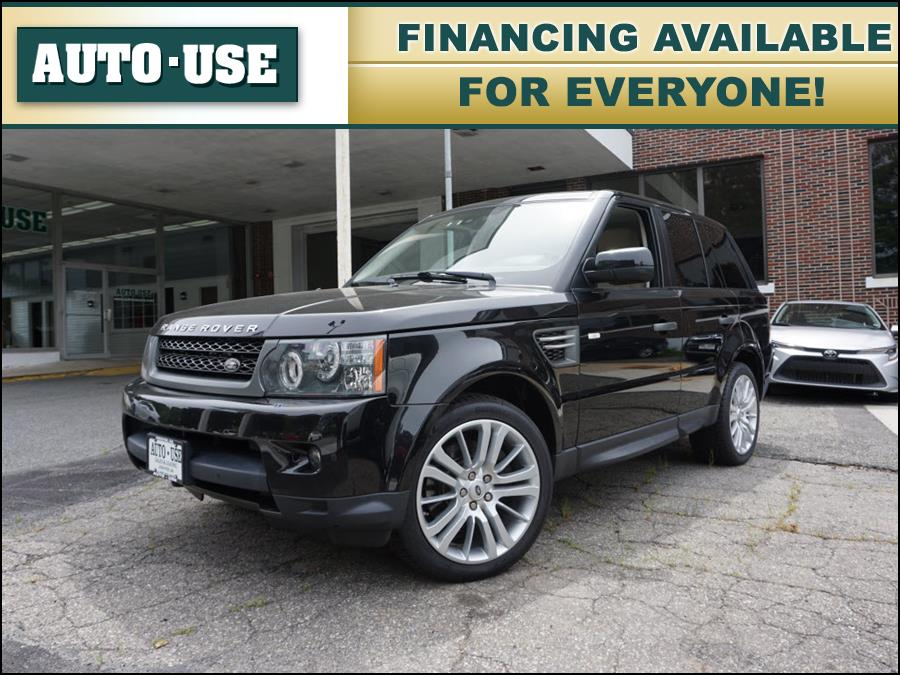 Used Land Rover Range Rover Sport HSE 2011 | Autouse. Andover, Massachusetts
